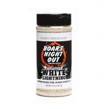 Boars Night Out white lightning rub